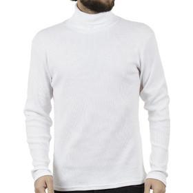 64a8f1934643 Ανδρικό Μακρυμάνικη Μπλούζα Ζιβάγκο FREE WAVE 82115 Λευκό