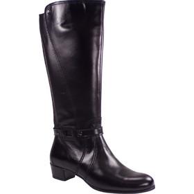 837a15e9cc Softies Shoes Γυναικείες Μπότες 7987 Μαύρο Δέρμα 50258