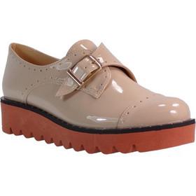 Katia Shoes Γυναικεία Παπούτσια 10 BIA Πούδρα Λουστρίνι 34839 a9833d04a74