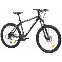 "Sector Manta MTB 26"" 24Sp Man Black"