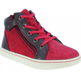 1b3c383eb23 Μποτάκια Κοριτσιών Kickers Κόκκινο | BestPrice.gr