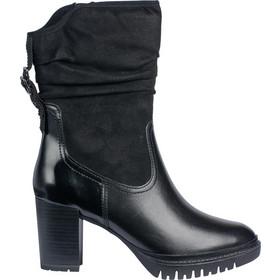 e652e94472 Tamaris γυναικείες μπότες χαμηλές 25528-21 007 μαύρο σουέντ · 80