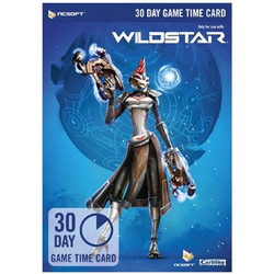 Wildstar 30 Days Timecard