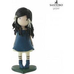 Comansi Gorjuss-Santoro Μινιατούρα μπλε You Brought Me Love COM90110    Y90111 934012b7e69