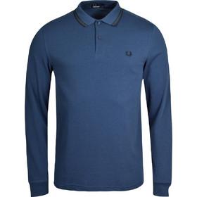 53f25234650c ανδρικα πολο μακρυμανικα - Ανδρικές Μπλούζες Polo Fred Perry ...