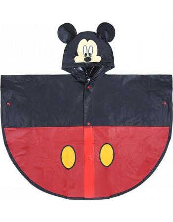 Mickey Mouse Αδιάβροχο Πόντσο 3-4 ετών 2400000482 9dec74e0859