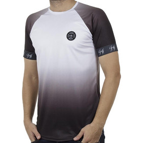 5239c84d50db Ανδρικό Κοντομάνικη Μπλούζα Fashion T-Shirt FREE WAVE 91114 Μαύρο