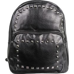 7e0d2f24e4 Γυναικεία τσάντα πλάτης σε μαύρο χρώμα - Studs