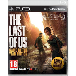 150946a1165 The Last of Us Game of the Year - PS3