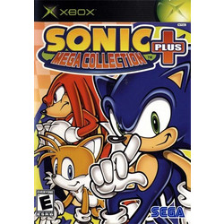 SONIC MEGA COLLECTION PLUS (XBOX)