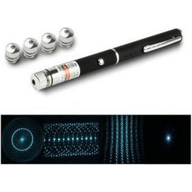 4 Patterns Blue Light Laser Pointer Pen  2191fac2314