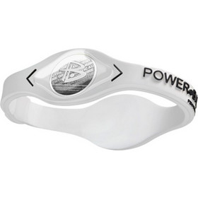 POWER BALANCE POWER BALANCE ΛΕΥΚΟ (SIL-WHT-BLK)POWER BALANCE
