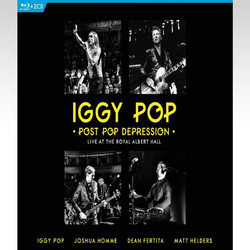 IGGY POP: POST POP DEPRESSION - LIVE AT THE ROYAL ALBERT HALL (BLU-RAY) - IMPORTED / ΕΙΣΑΓΩΓΗΣ