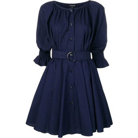 e2ed466a8f44 Γυναικείο Φόρεμα EMPORIO ARMANI 3G2A772N0FZ 0828 Σκούρο Μπλέ