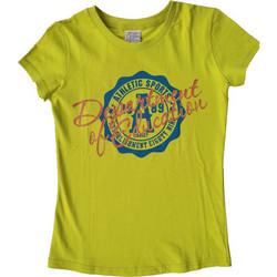 f150de9cdabf Παιδικό Μπλουζάκι Target Department Educ Κίτρινο GT44352-12