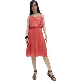 8deac577d9b2 Lynne 041-511046-3538 Φόρεμα Κοραλί Lynne
