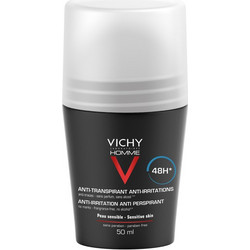 Vichy Homme Roll On 48h 50ml