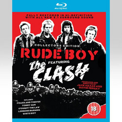 THE CLASH: RUDE BOY - COLLECTOR'S EDITION (BLU-RAY) - IMPORTED / ΕΙΣΑΓΩΓΗΣ