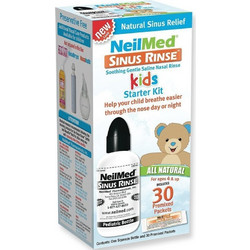 NeilMed Sinus Rinse Kids Starter Kit 120ml + 30 Sachets