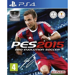 Pro Evolution Soccer 2015 D1 Edition Used PS4