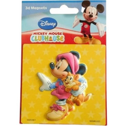 Μαγνητάκι disney mickey mouse club mickey cat 3d 8.5x8.5cm d12bb5c8dd9