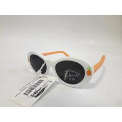 0eb2e9e719 Argane Junior Παιδικά Γυαλιά Ηλίου Άσπρα Με Πορτοκαλί Βραχίονες