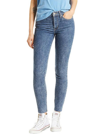LEVIS 721 HIGH RISE SKINNY JEANS CHARGED UP 18882-0092 b3462d67a58