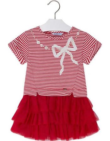 e2a2dedf3b6 Φορέματα Κοριτσιών Mayoral • Κόκκινο (Φθηνότερα) | BestPrice.gr