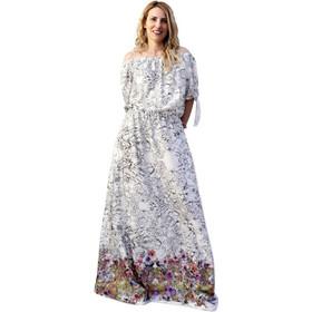 4918a1f852e5 BE YOU 21.17.2096 Φόρεμα Λευκό Be you
