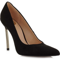 70b2464489 EXE SHOES Γυναικεία Παπούτσια Γόβες 020-BONDA-200 Μαύρο Καστόρι  H17000206004 exe shoes 020