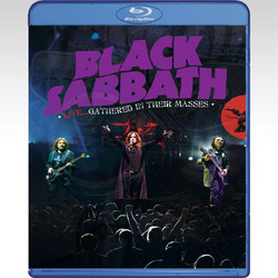 BLACK SABBATH: LIVE.GATHERED IN THEIR MASSES (BLU-RAY) - IMPORTED / ΕΙΣΑΓΩΓΗΣ