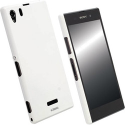 Krusell ColorCover White (Xperia Z1)