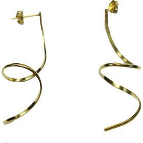 Μοντέρνα χειροποίητα σκουλαρίκια σε ασήμι 925 783a542547a