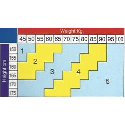 JOHN S - Καλσόν Φλεβίτιδας 40 Den (7-9mmHg) Ref 214545 Χρώμα Λάμα e59c753b8fe