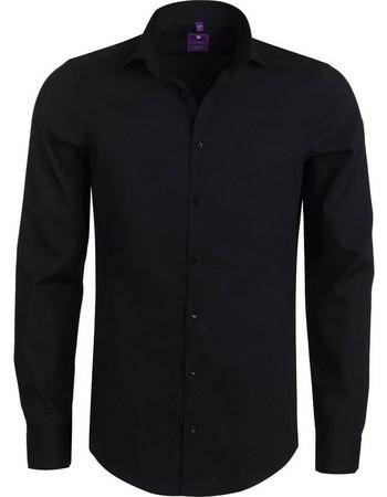 ανδρικα πουκαμισα μαυρο slim fit - Ανδρικά Πουκάμισα  abce1df97e6