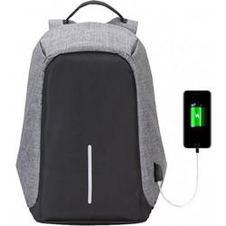 57c97a2eb6 Αντικλεπτικό Σακίδιο Πλάτης με θύρα USB Αθλητική Τσάντα