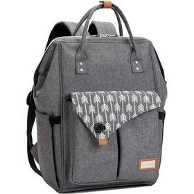 bdbaae5aca Lekebaby Τσάντα αλλαξιέρα με μεγάλης χωρητικότητας για ταξίδια