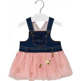 Βρεφικό Φόρεμα Mayoral 18-02906-033 Ροζ Κορίτσι 492ddd9f9f1