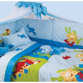 Das Baby - Σετ κουβερλί Dream Line Embroidery 6276 - - - - 42201116276 26eba9df47d