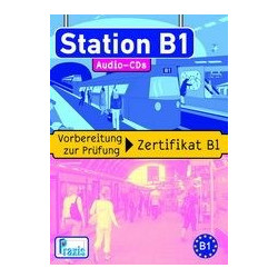 Station B1: Audio-CDs