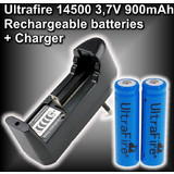 Ultrafire Li-Ion 14500