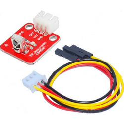 Keyes Infrared Receiver Sensor Module with 3pin Dupont Cable for Arduino K845754