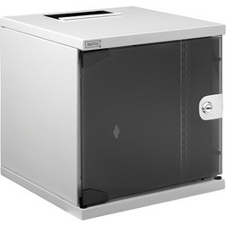 "LANDE LN-SH06U3030-LG-A0 WALL RACK CABINET 6U 10"" RAL7035 LIGHT GREY ΕΠΙΤΟΙΧΙΑ ΚΑΜΠΙΝΑ"