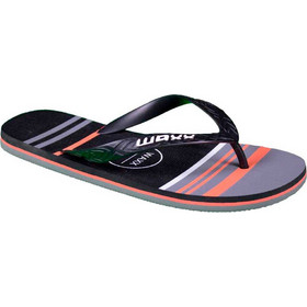 WAXX MEN FLIP FLOP STRIPES CORAL 51206