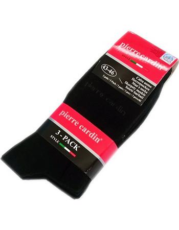 Pierre Cardin Ανδρικές Κάλτσες σετ 3 ζευγαριών σε Μαύρο χρώμα - Pierre  Cardin 612d75264fb