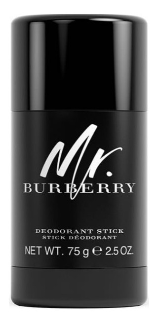 Burberry Mr. Burberry Deodorant Stick 75gr