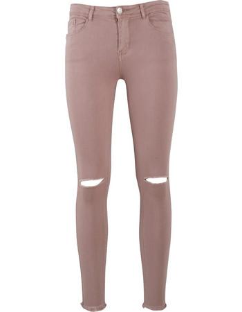fe1aa46a9465 Γυναικείο παντελόνι ελαστικό γραμμή skinny.Basic collection. ΡΟΖ ΠΟΥΔΡΑ