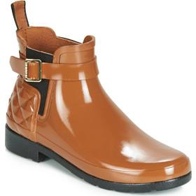 Μπότες βροχής Hunter REFINED GLOSS QUILT CHELSEA 5d4571d1a5e