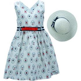 0ed48c34293 Παιδικό Φόρεμα Εβίτα 198247 Εμπριμέ Κορίτσι. Ebita