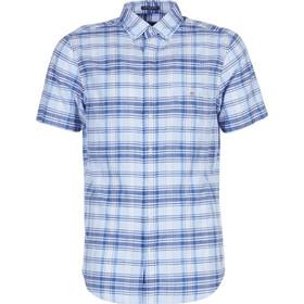 06c0fd1a171a Πουκάμισο με κοντά μανίκια Gant BLUE PACK MADRAS REG